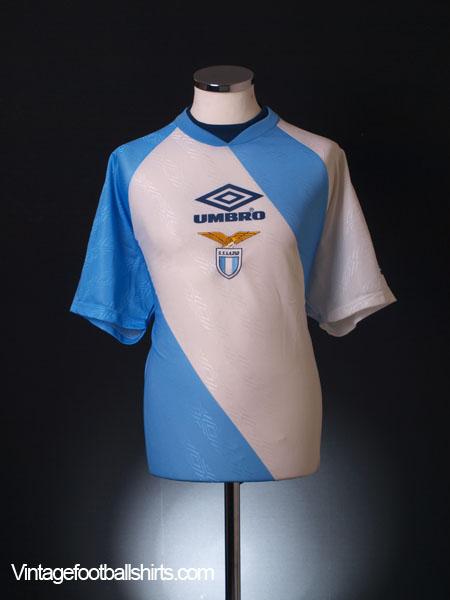 1994-96 Lazio Training Shirt *As New* L