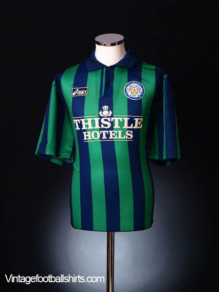 1994-96 Leeds Third Shirt S