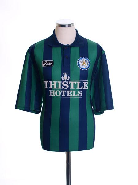 1994-96 Leeds Third Shirt S