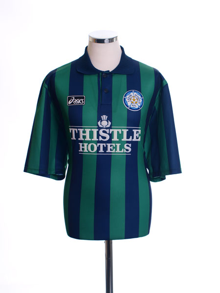 1994-96 Leeds Third Shirt *Mint* L