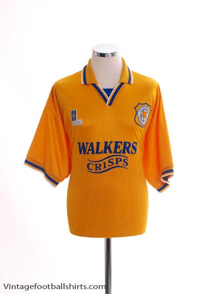 1994-96 Leicester Away Shirt XL