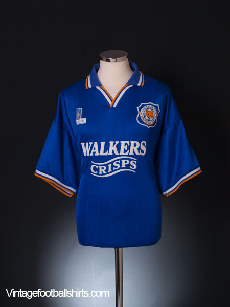 1994-96 Leicester Home Shirt XL