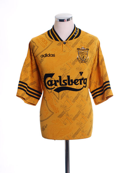 1994-96 Liverpool Third Shirt L