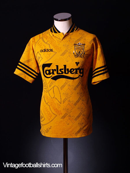 ab1009e081a 1994-96 Liverpool Third Shirt S for sale