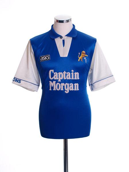 1994-96 Millwall Home Shirt M