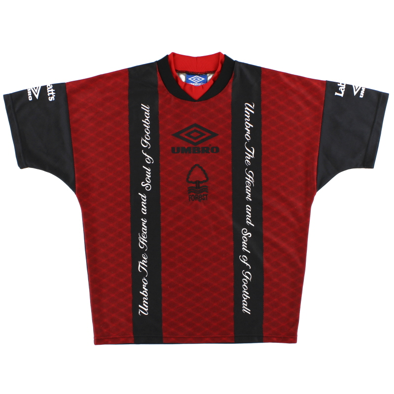 1994-96 Nottingham Forest Training Shirt Y