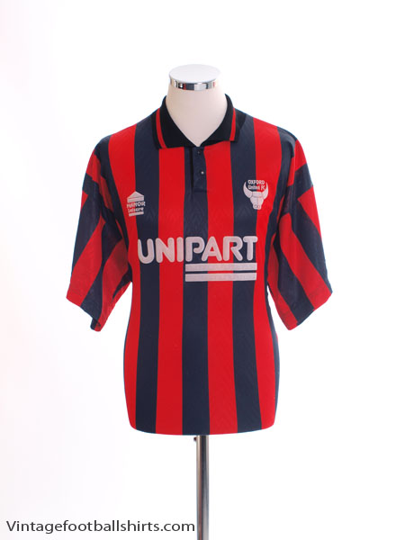 1994-96 Oxford United Away Shirt XL