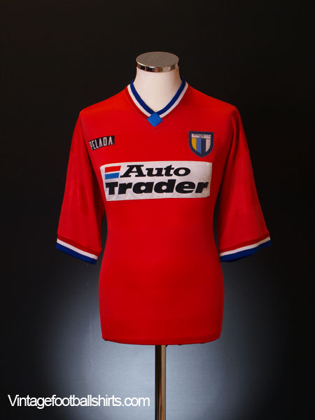 1994-96 Reading Away Shirt L