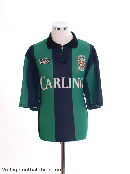 1994-96 Stoke City Away Shirt XL