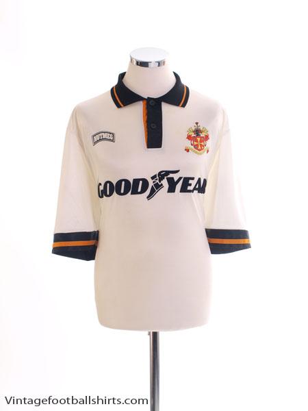 1994-96 Wolves Away Shirt XL