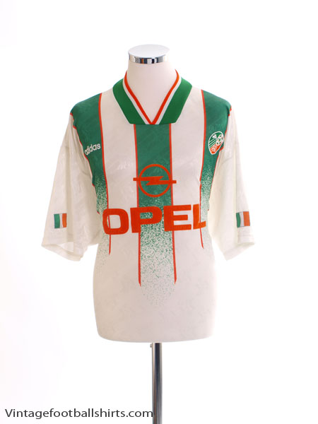 1994 Ireland Away Shirt XL