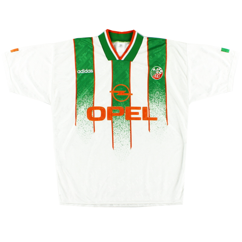 1994 Ireland Away Shirt L