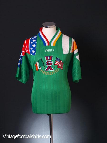 1994 Ireland O'Neills World Cup T-Shirt L