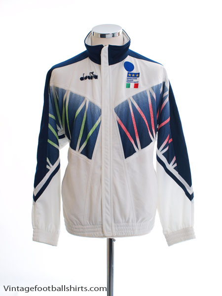 1994 Italy Track Jacket M