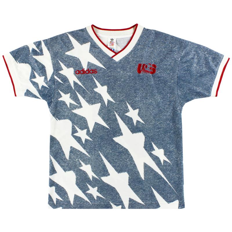 1994 USA adidas Away Shirt L/XL