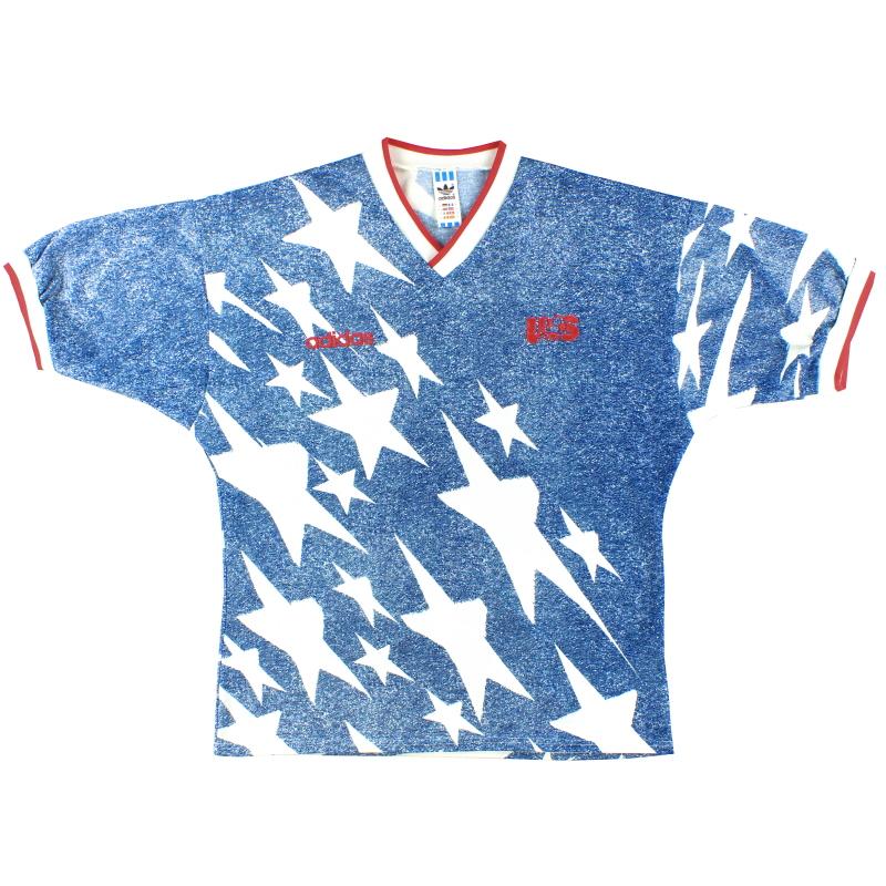 1994 USA adidas Away Shirt M - 067649