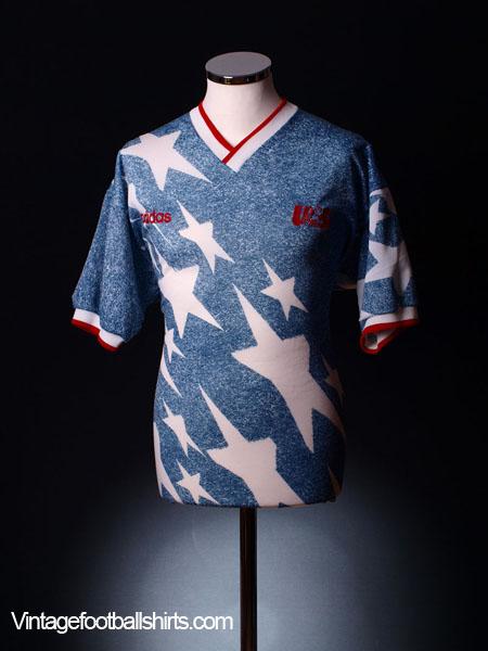 1994 USA Away Shirt L