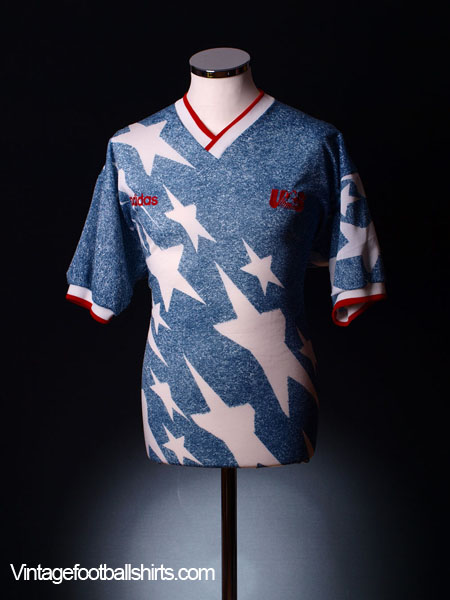 1994 USA Away Shirt L