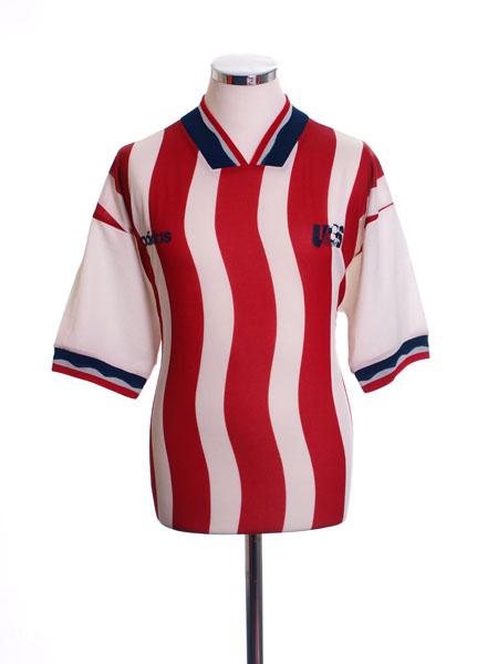 1994 USA Home Shirt M