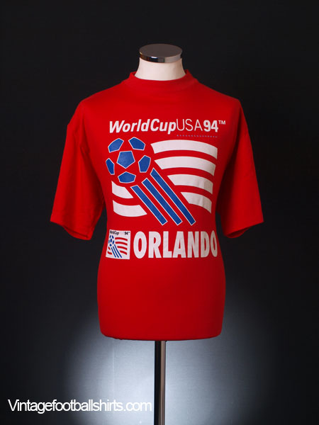 1994 USA World Cup T-Shirt *BNWT* L