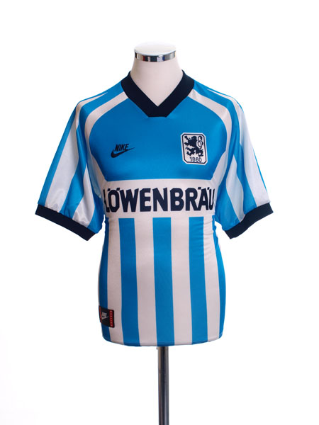 1995-96 1860 Munich Home Shirt L
