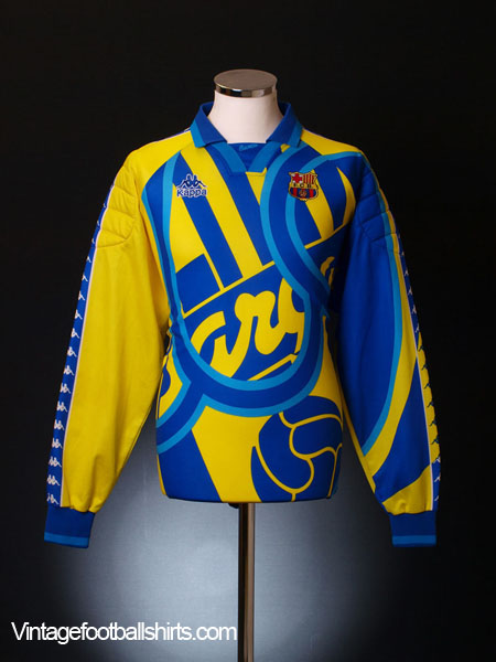 info for 43d05 23eca barcelona goalkeeper jersey