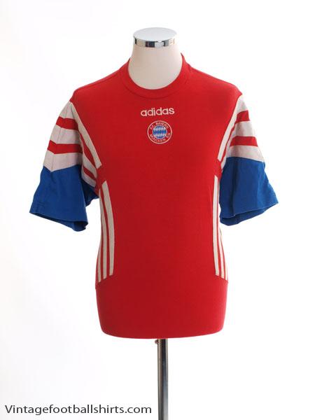 1995-96 Bayern Munich Training Top L