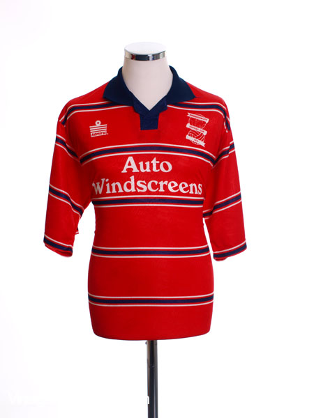 1995-96 Birmingham Away Shirt XS