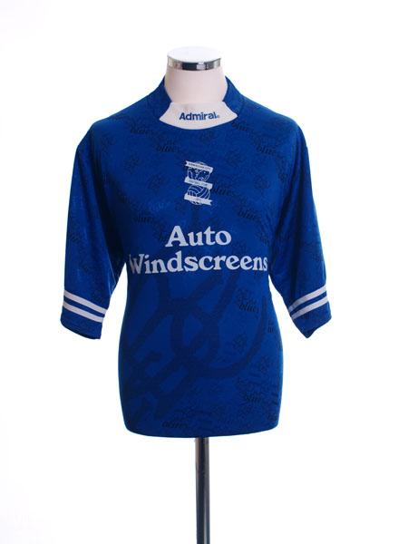 1995-96 Birmingham Home Shirt M