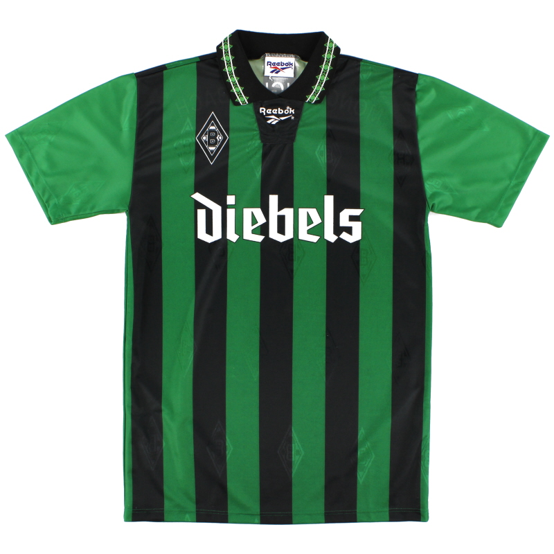 1995-96 Borussia Monchengladbach Away Shirt M