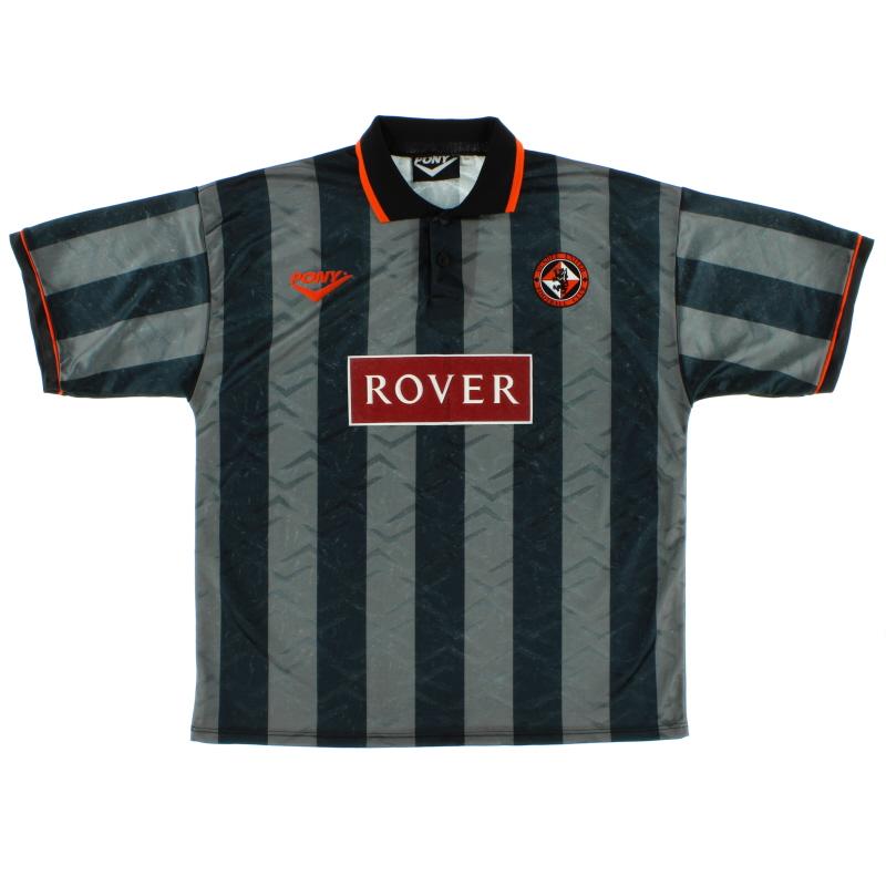 1995-96 Dundee United Third Shirt *Mint* XL