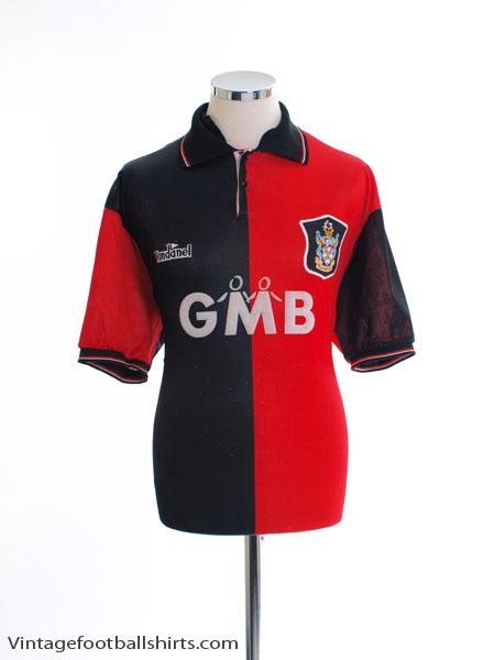 1995-96 Fulham Away Shirt L