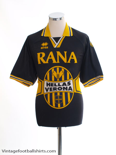 1995-96 Hellas Verona Third Shirt XL