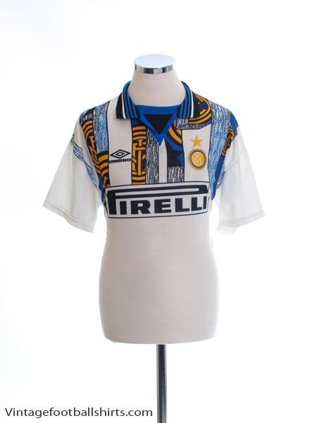 1995-96 Inter Milan Third Shirt M
