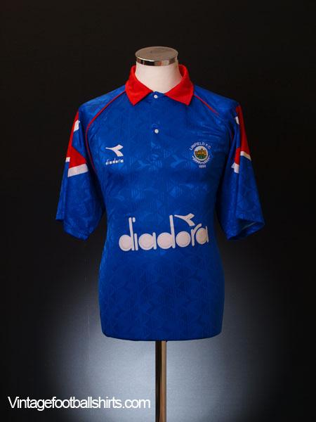 1995-96 Linfield Home Shirt XL