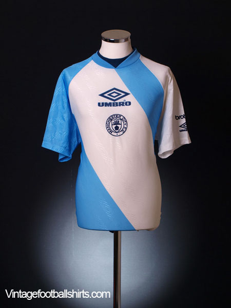 f3e857404 Classic and Retro Manchester City Football Shirts   Vintage ...
