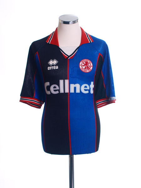 1995-96 Middlesbrough Away Shirt M