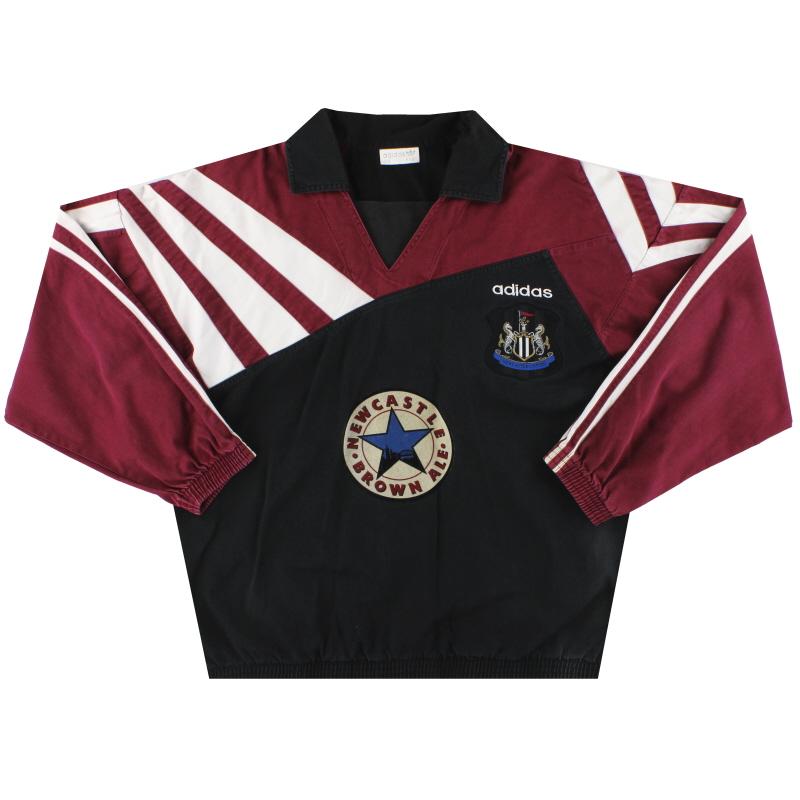 1995-96 Newcastle adidas Drill Top XL