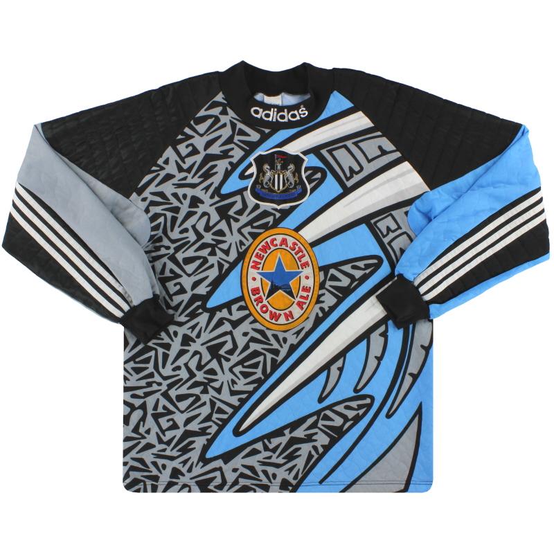 1995-96 Newcastle adidas Goalkeeper Shirt M
