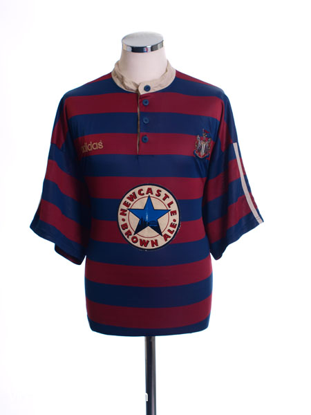 1995-96 Newcastle Away Shirt Y