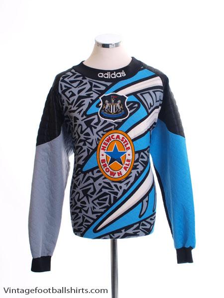 1995-96 Newcastle Goalkeeper Shirt S