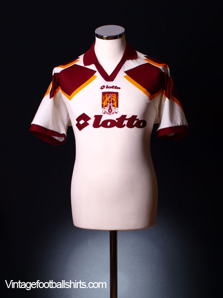1995-96 Northampton Away Shirt L