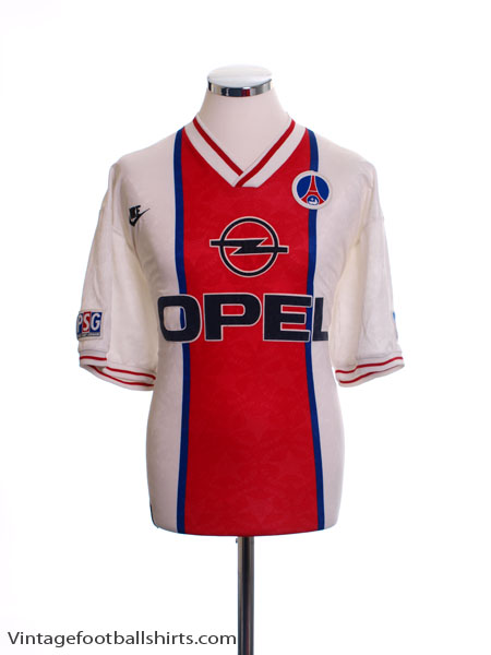1995-96 Paris Saint-Germain Away Shirt L