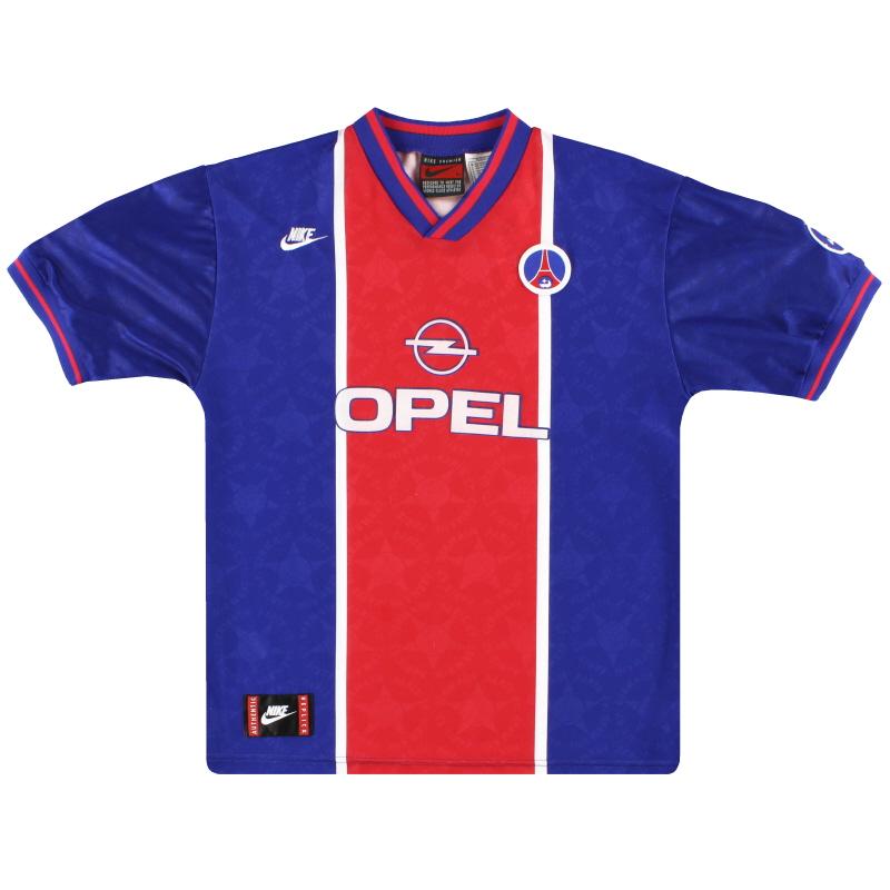 1995-96 Paris Saint-Germain Nike Home Shirt XL.Boys