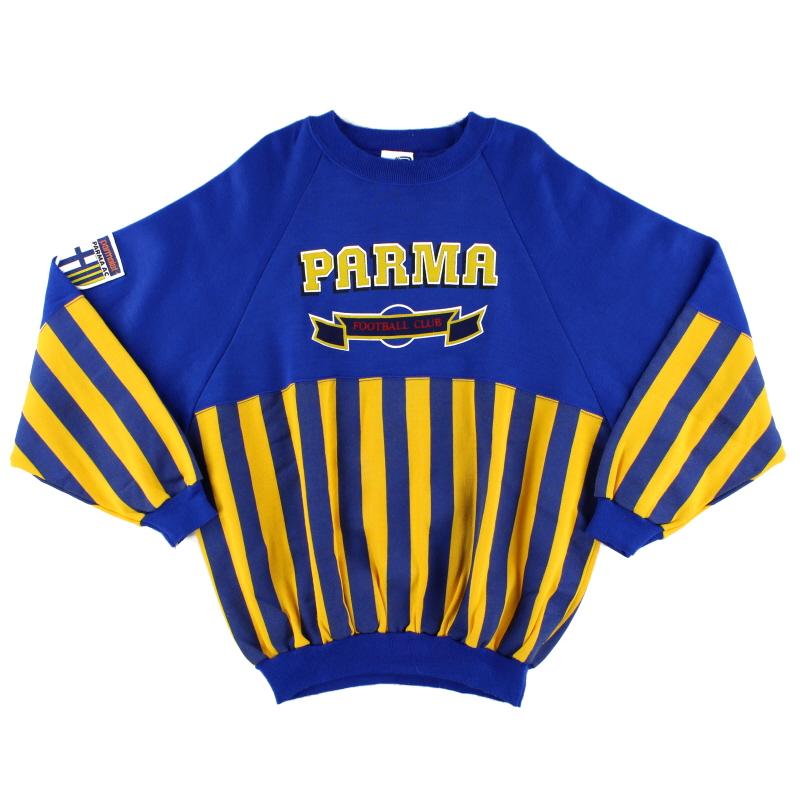 1995-96 Parma Training Jumper L