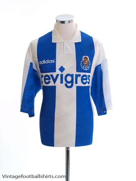 1995-96 Porto Home Shirt XL