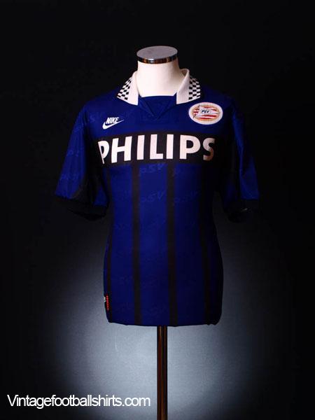 1995-96 PSV Eindhoven Away Shirt XL