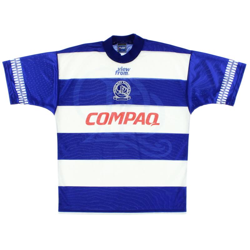 1995-96 QPR Home Shirt S