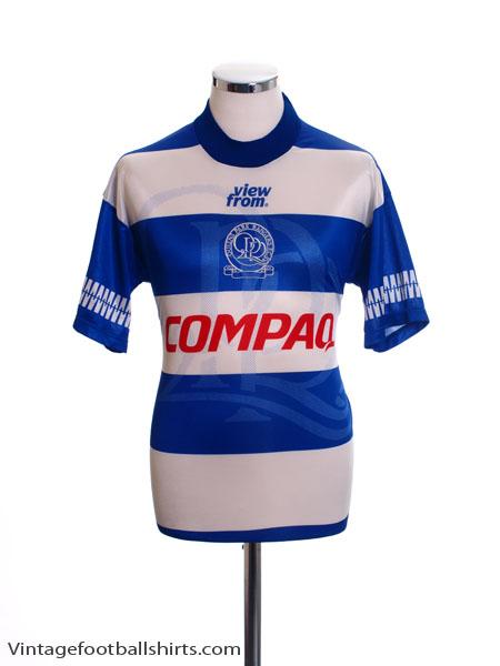 1995-96 QPR Home Shirt *Mint* L