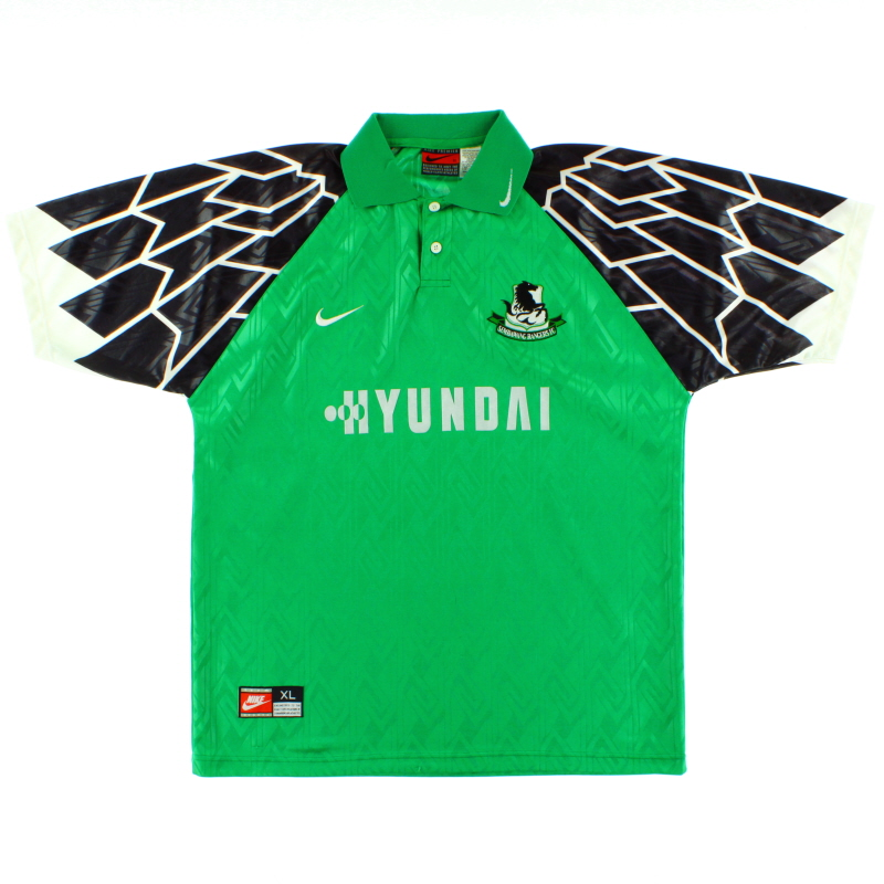 1995-96 Sembawang Rangers Away Shirt XL